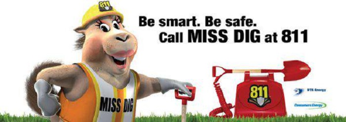 Miss Dig 4cld Chapin Telephone Call miss dig 811 before you dig or submit a request online. 4cld chapin telephone